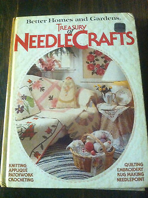 Better Homes & Gardens Treasury of NeedleCrafts #4244