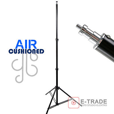 "F&V HeavyDuty Studio Light Stand 97cm - 297cm - Air Cushioned - ""807"""
