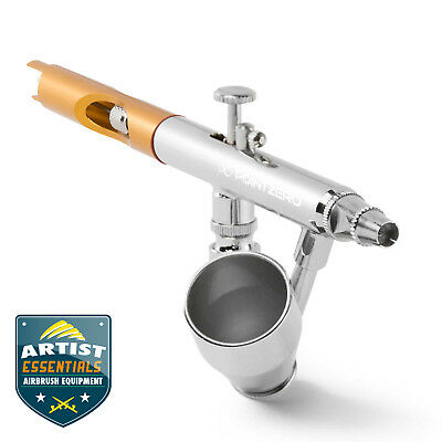 Dual Action Airbrush with Cutaway Handle