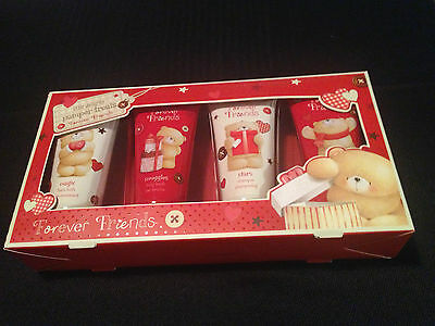 Forever Friends Pamper Treats Set, Foam Bath, Body Wash, Shampoo, Body Lotion