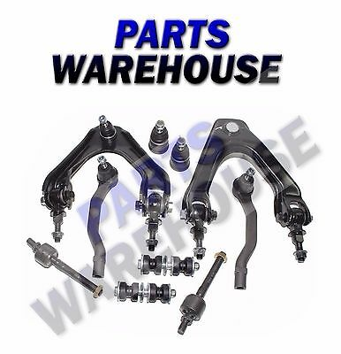 10 Piece Fix Kit Front Suspension For Honda Accord/Odyssey Acura Cl Brand New
