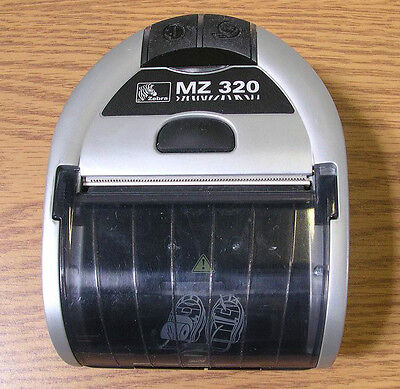 "Zebra MZ320 3"" Direct Thermal Mobile Wifi Printer MZ 320"