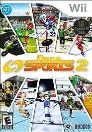 Deca Sports 2 (Wii, 2009) COMPLETE -  GOOD
