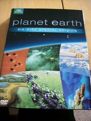 Planet Earth - The Complete Collection - DVD 2011 - 6-Disc Set - Special Edition