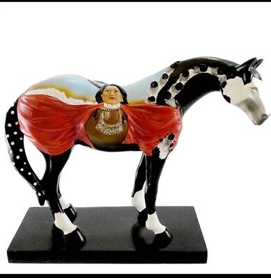 Painted Ponies CRAZY HORSE 12264 Horse Indian New