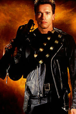 The Terminator 2 Arnold Schwarzenegger Movie Giant Poster - A0 A1 A2 A3 A4 Sizes
