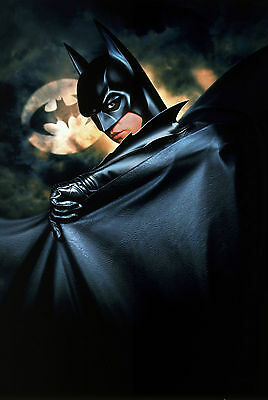 Batman Forever Vintage Movie Giant Poster - A0 A1 A2 A3 A4 Sizes
