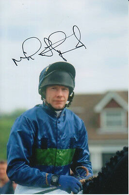Mick Fitzgerald Hand Signed 6X4 Photo.