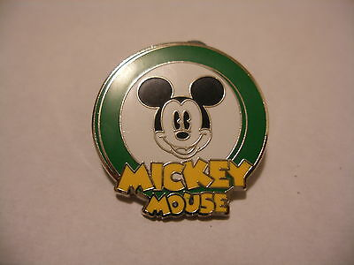 Disney Trading Pin 75890: Oh Mickey! Mystery Pouch - Dark Green
