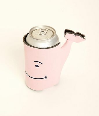 NEW Vineyard Vines Pink Whale Koozie Coozie Collectible