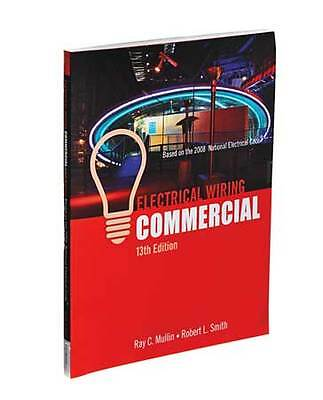 CENGAGE LEARNING 9781435439122 Electrical Wiring Commercial