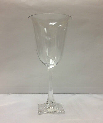 ~Mikasa Florale Goblet - New With Tags - VT087-001 - Discontinued