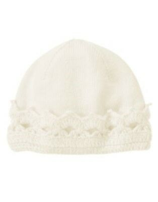 NWT Gymboree POLAR PRINCESS Gray Sweater Hat Lined