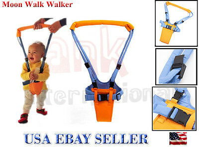 New Baby Toddler Harness Walk Learning Assistant (Fast Shipping)