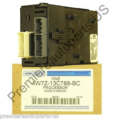Original Ford Lighting Control Module LCM 2005 Crown Victoria Grand Marquis