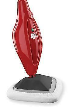 Dirt Devil Easy Steam Mop Steam Cleaner with Bonus Pads & Glide, PD20000B