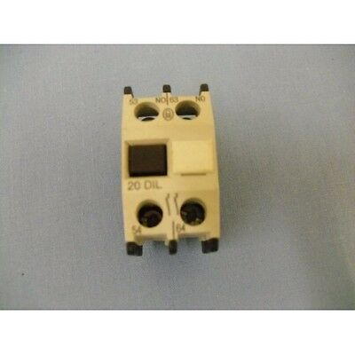 Auxiliary Contact Moeller 20DIL