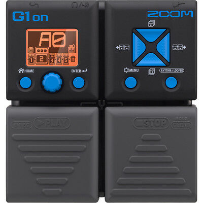 Zoom G1on Guitar Multi Effects Unit