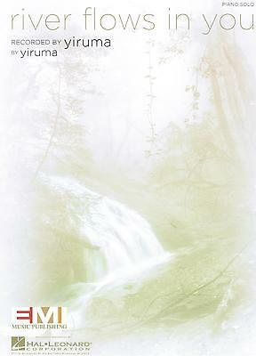 Klavier Noten : YIRUMA River flows in you - ORIGINAL - Mittelschwer