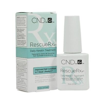 CND Essential - Rescue RXx - Daily Keratin Treatment - 15ml - 90763