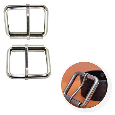 """2"""" (50mm) High Quality Heavy Duty Roller Buckles Belt Strap Leather Craft"""