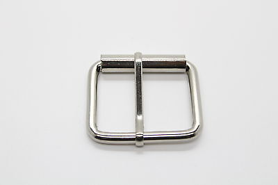 """1½"""" (38mm) High Quality Heavy Duty Roller Buckles Belt Strap Leather Craft"""
