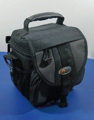 Lowepro Padded Camera or Gear Bag with MOvable Partition and Carrying Strap EUC