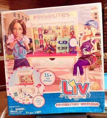 Liv Real Girls Real Life Possibilities Boutique LIV  DOLL