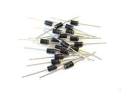20Pcs TVS Diodes - Rectifiers 1000V 3A Standard 1N5408 (20X Per Lot)