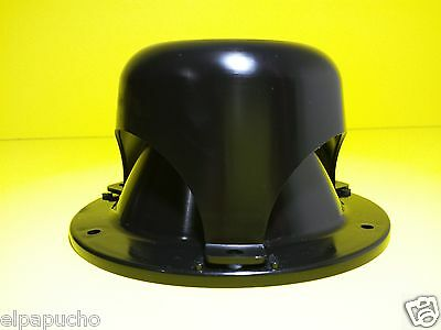 Black Roof Vent Cap for RV, Camper, Motorhome, or Trailer. Brand New.
