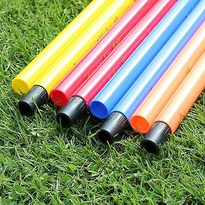 Combi Barre 180 cm Ø 25 mm 4 Couleurs Obstacle Neuf Agility Hundesport