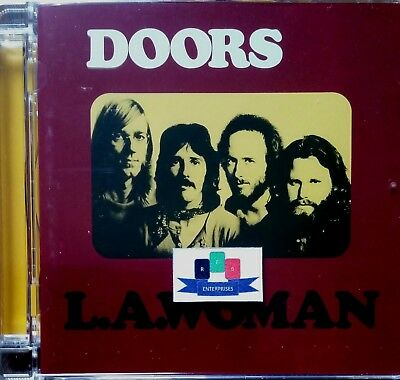 The Doors - LA Woman CD 2007 New And Sealed