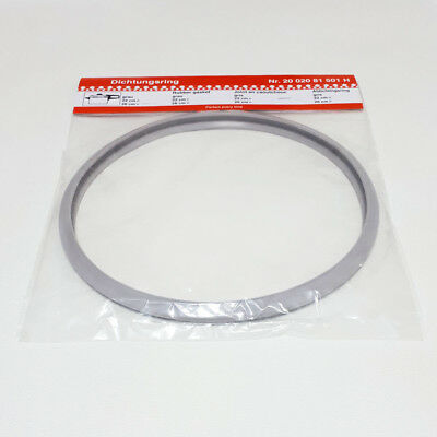 22cm Replacement Silicone Rubber Sealing Gasket Ring for Fissler Pressure Cooker