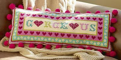 HS Needlepoint/Tapestry Sampler Cushion Kit – Gorgeous