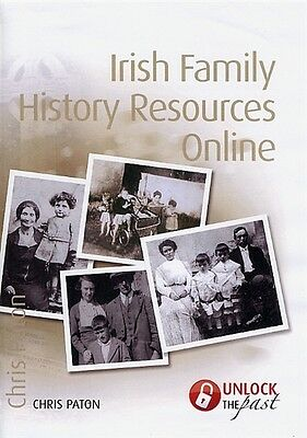 Genealogy-Irish Family History Resources Online (1st edition)