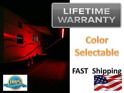 LED Motorhome RV Lights __ can be powered with AC or DC power __ easy INSTALL