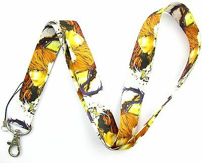 Lot 10Pcs Japanese anime Mobile Cell Phone Lanyard Neck Straps Party Gifts Q41