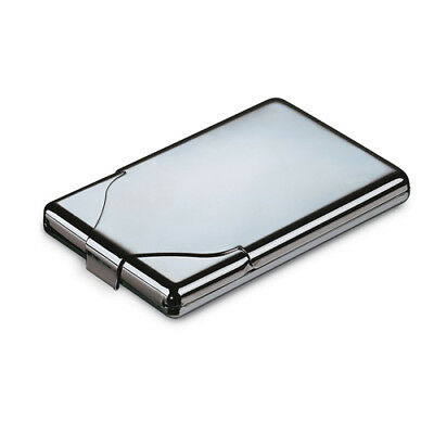 All Chrome Business or Credit Card Case/Holder BCC132
