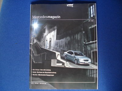Mercedesmagazin 2/05 REvista Mercedes