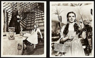 "The Wizard of Oz (MGM, 1939). Photos (2) (8"" X 10""). Lot 86291"