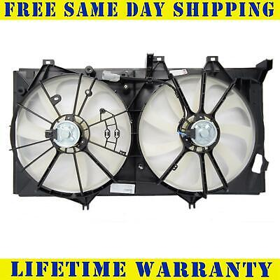To3115169 Radiator Condenser Cooling Fan For Toyota Fits Camry 2.5L L4 4Cyl