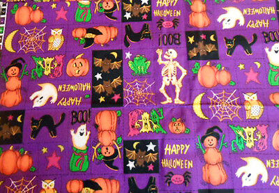 HALLOWEEN TOADS, SKELETONS, GHOSTS, BLACK CATS, OWLS AND PUMPKINS  BTY