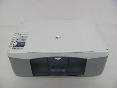 HP Deskjet F380 All-In-One Inkjet Printer - Only 717 Page Count