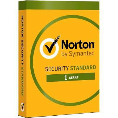 NORTON SECURITY 2019 * 1 PC 1 Jahr * Vollversion v3.0 Lizenz