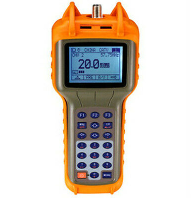 New Digital RY-S1127DQ QAM Signal Level Meter Tester 5~870MHz