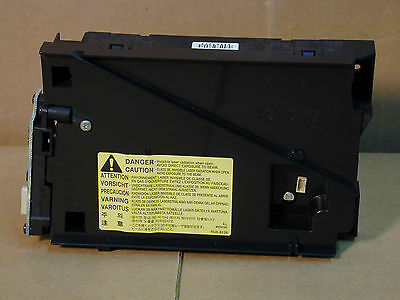 HP LaserJet 2410 2420 2430, Laser / Scanner Assembly, RM1-1521, used, good.