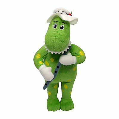 The Wiggles Dorothy The Dinosaur 10 Inch Plush Doll New In Box 18M+