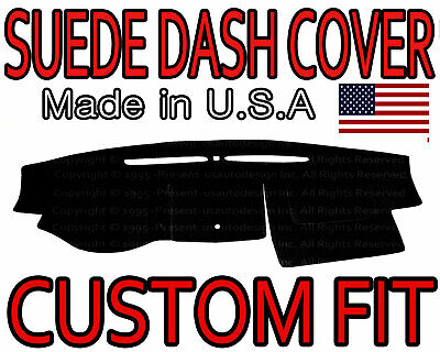 Black Dash Cover Dashboard Pad Mat For Ford Explorer SUV 2006-2010