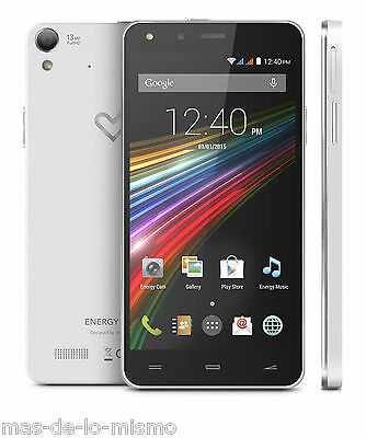 "SmartPhone Energy Sistem Phone Pro HD OGS IPS 5"" 720p 8Core 2SIM GPS Bluetooth"