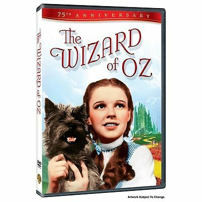NEW/SEALED - The Wizard of Oz 75th Anniversary Edition (DVD, 2013, 2-Disc Set)